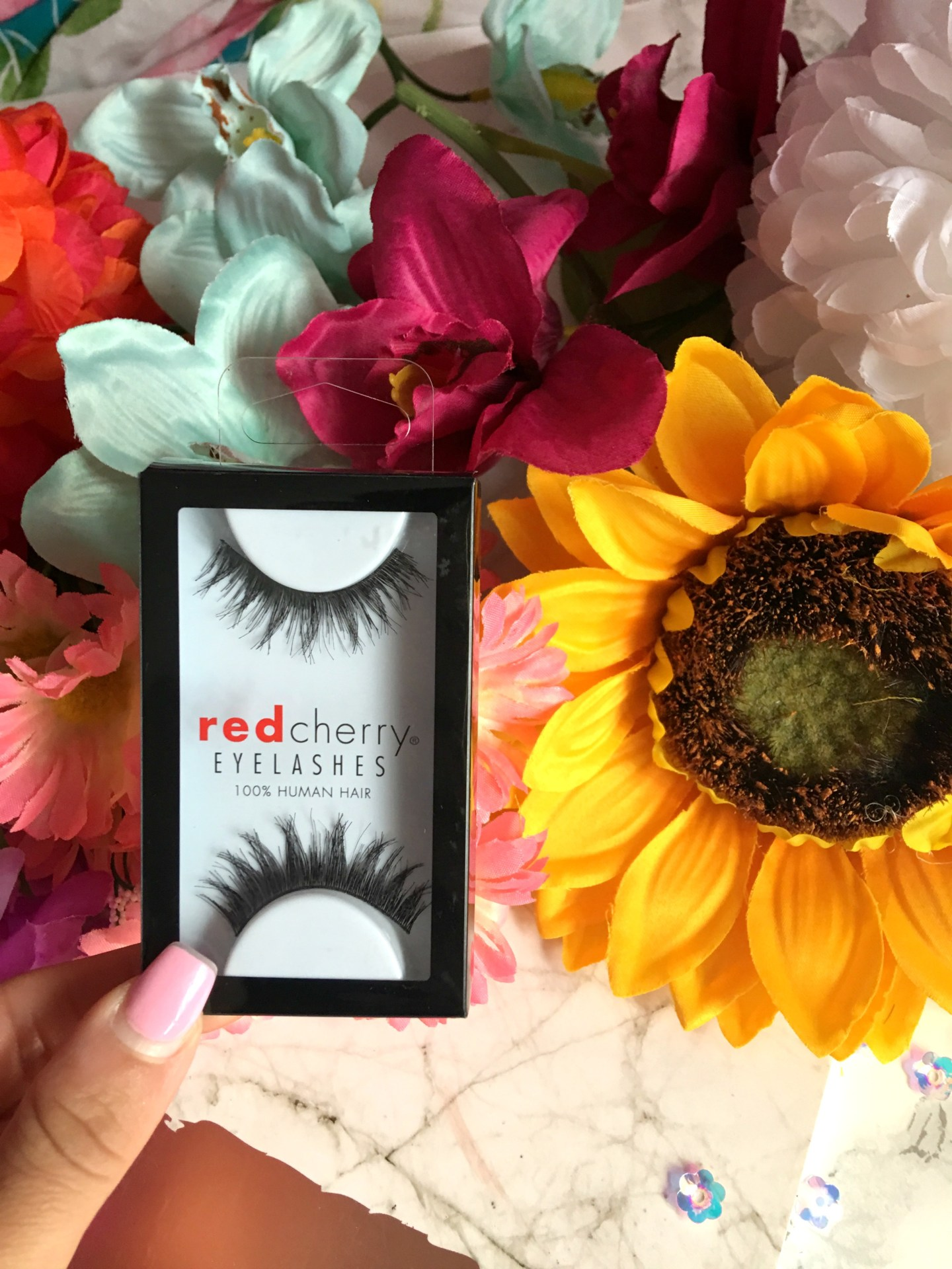Red Cherry Lashes (5)