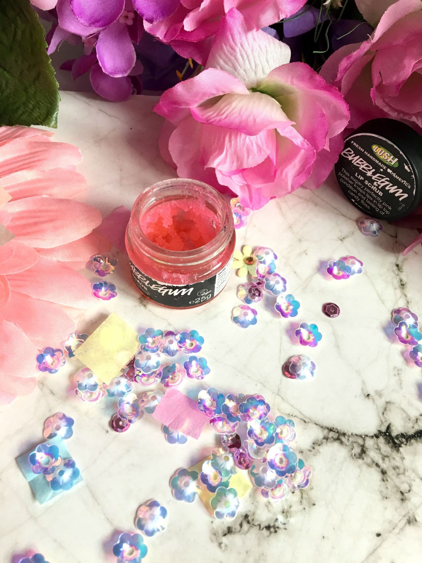 Lush Lip Scrub Musings of a Makeup Junkie