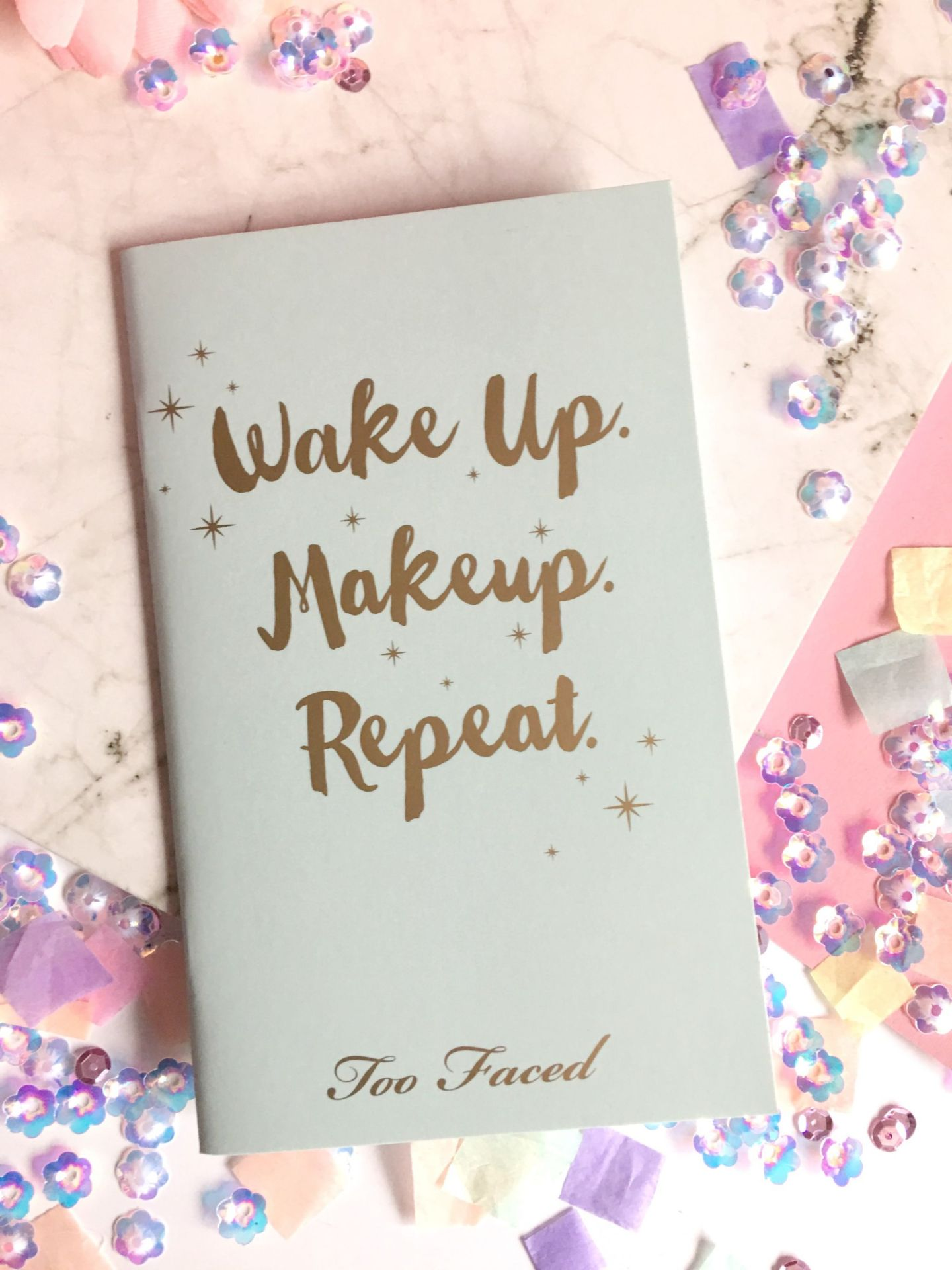 Too Faced Pretty Little Planner (2)