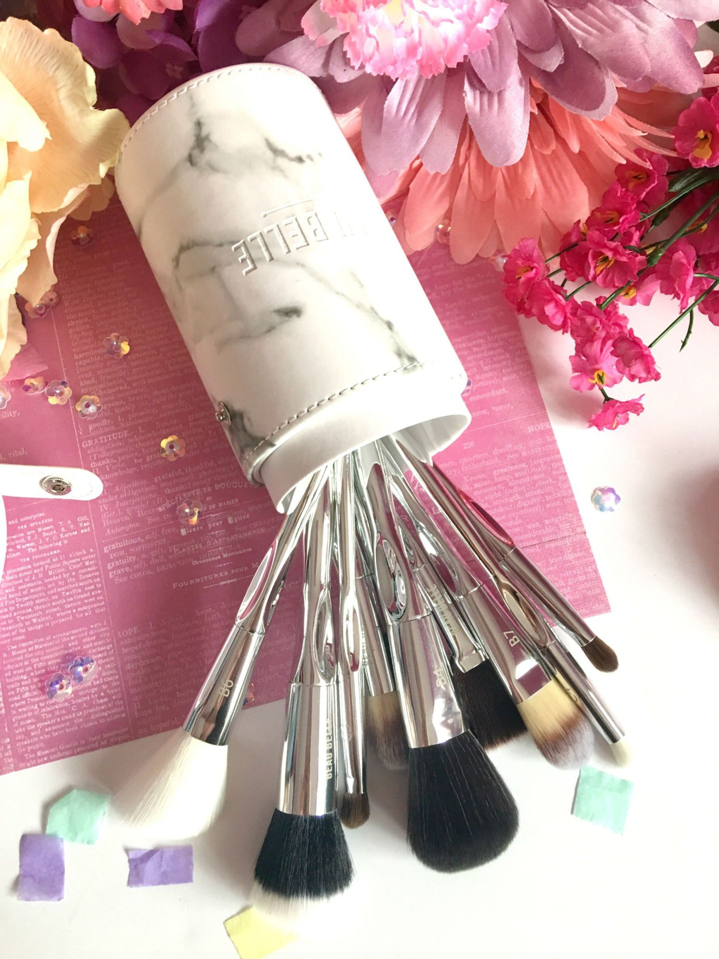Beau Bell Brushes (5)