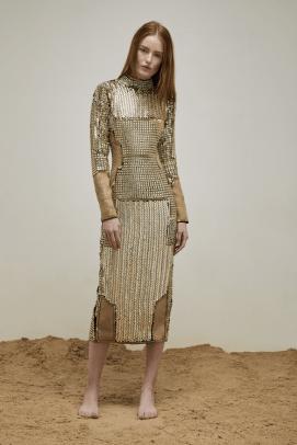yousef-akbar-gold-beaded-dress