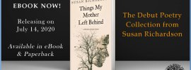 things my mother left behind book promo