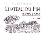 2010 Château du Pin