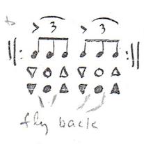 3 note moeller technique