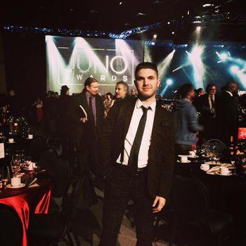 Patrick Lehman - Juno Awards