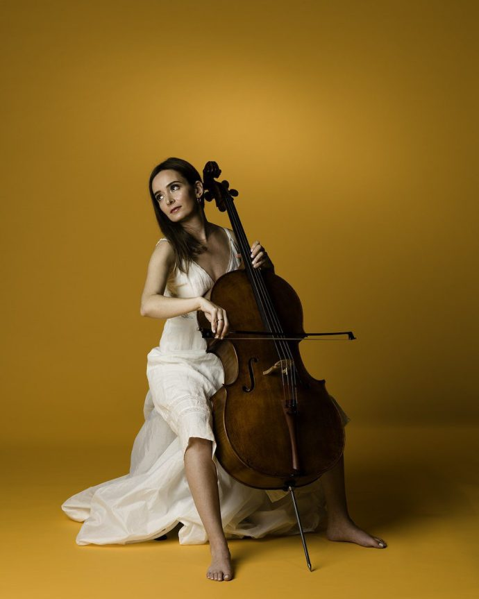 cello lessons Amber