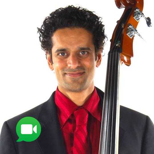 bass lessons Montreal - Srikanth