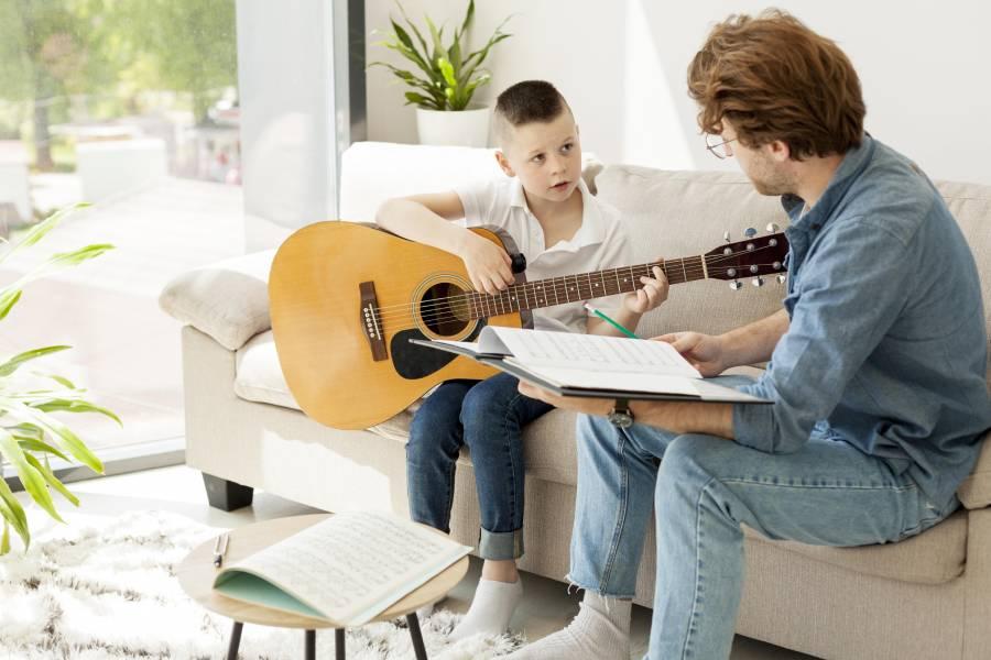 Image de l'article: livre pour apprendre la guitare seul