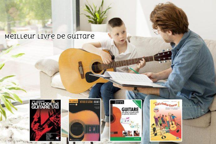livre pour apprendre la guitare seul