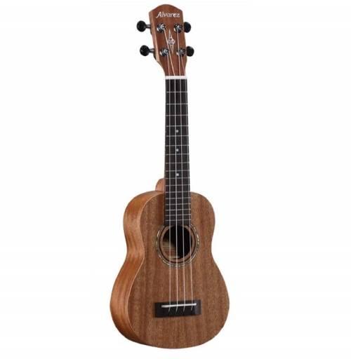 Alvarez ukulele at Nantel Musique in the Plateau Mont-Royal