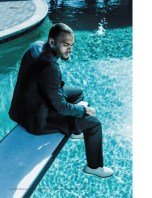 Chris Brown Blank Magazine Cover 2013 (2)