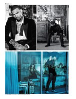 Chris Brown Blank Magazine Cover 2013 (5)
