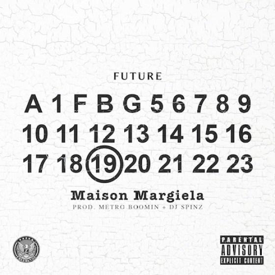Boomin 19 & Boomin - Future 'Maison Margiela'