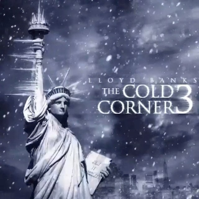 Lloyd Banks 'The Cold Corner 3' Artwork