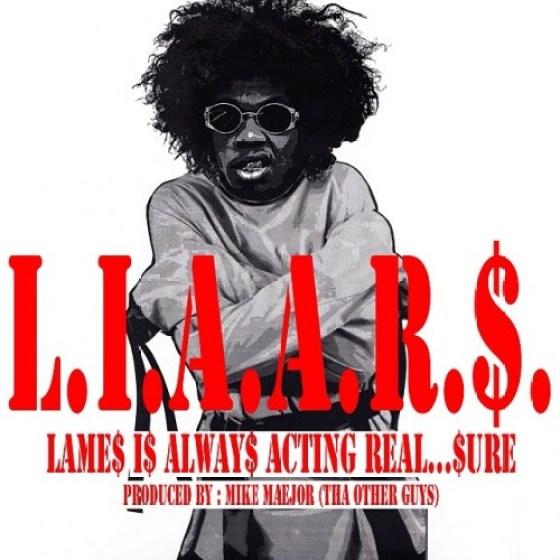 Trinidad James – 'L.I.A.A.R.S.'