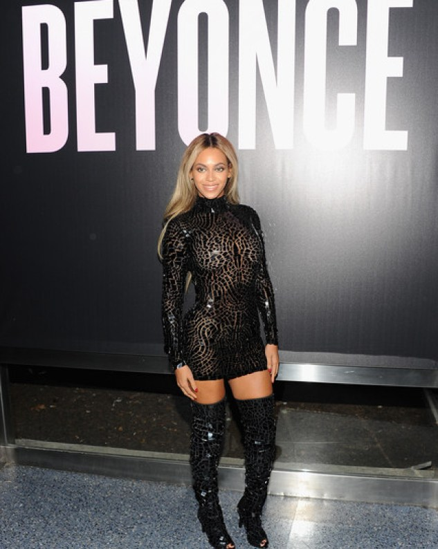 Beyonce SCREENING IN NYC