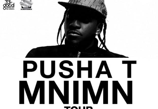 Pusha T Announces North American & European Tour Dates