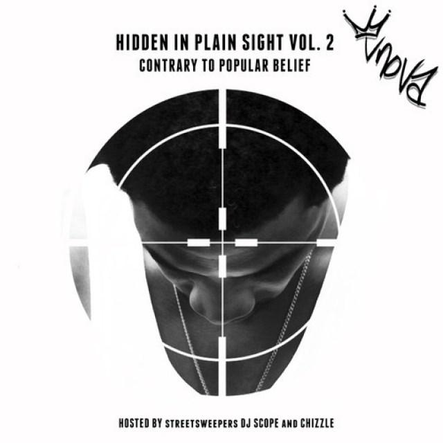 VNova Hidden in Plain Sight Volume 2