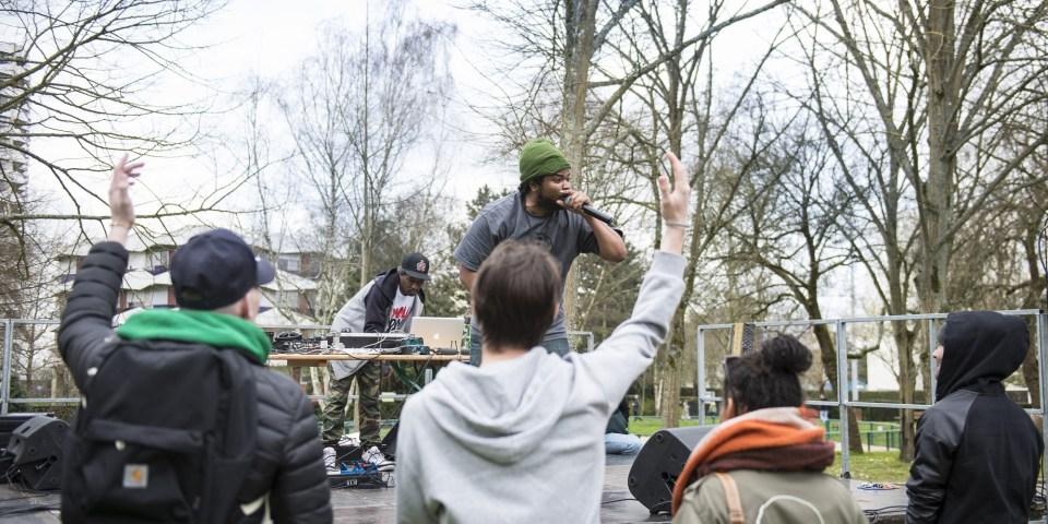 Dooinit festival : hip-hop