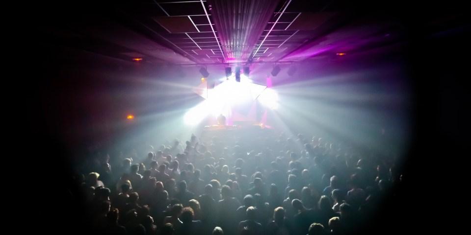Festival «Maintenant» Nuit Electronique 02 à l'Antipode.
