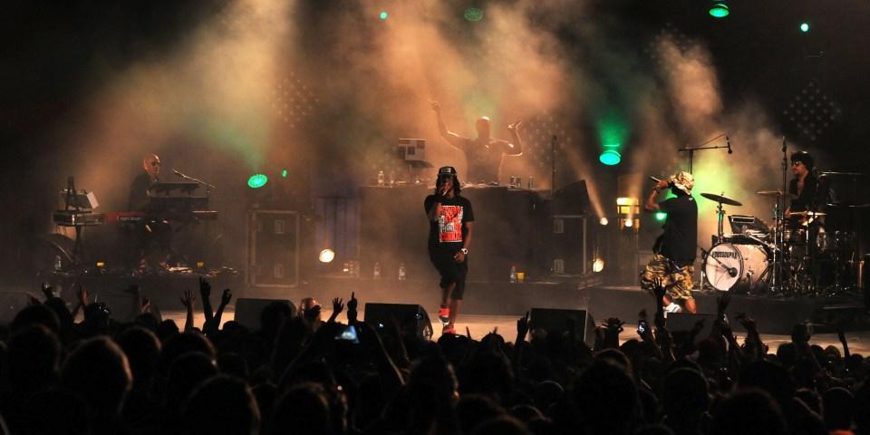 Quartiers d'Ete – Concerts le 17 juillet