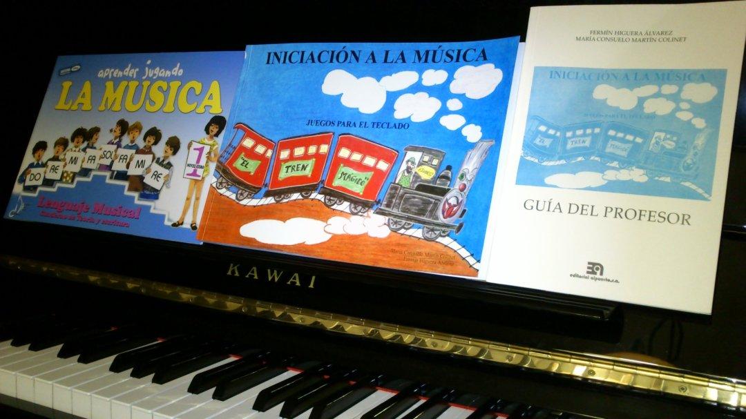 Nuevos libros para aprender lenguaje y cultura musical, ¡nos vamos de viaje!