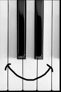 sonrisa piano