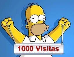1000 visitras homer