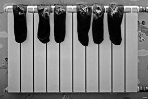 teclado radiador