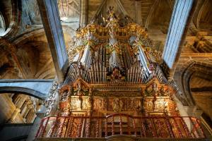 Órgano catedral Tui (2)