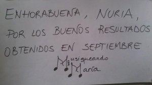 Notas Nuria Septiembre