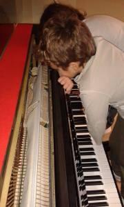 Laura y Roberto - martillos piano