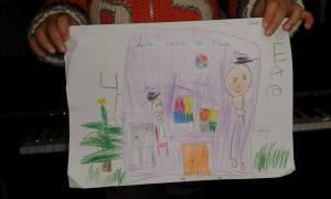 La casa de Plom dibujo