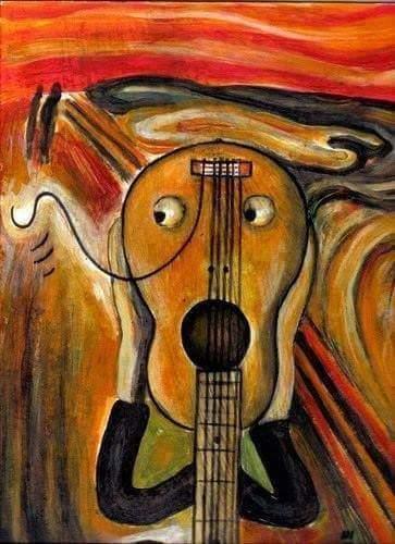 El grito musical