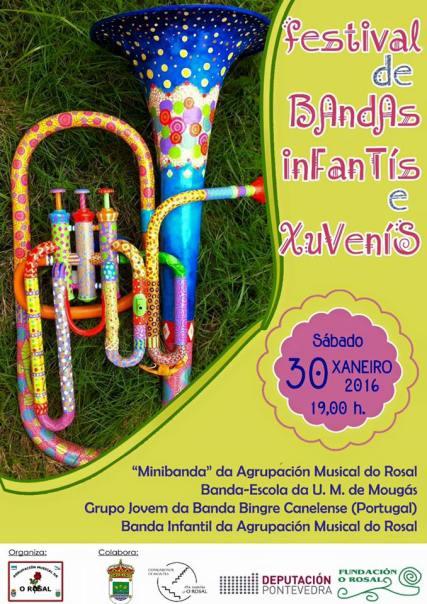 Festival bandas infantís e xuvenís