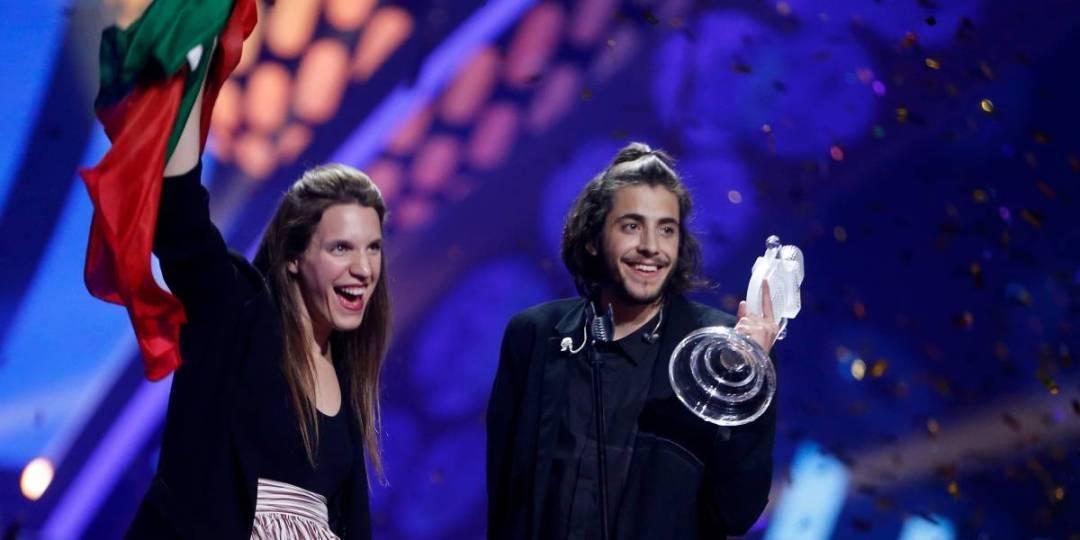 Salvador Sobral (Portugal), gana Eurovisión 2017
