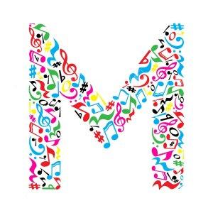 M de Música. M de Musiqueando con María.