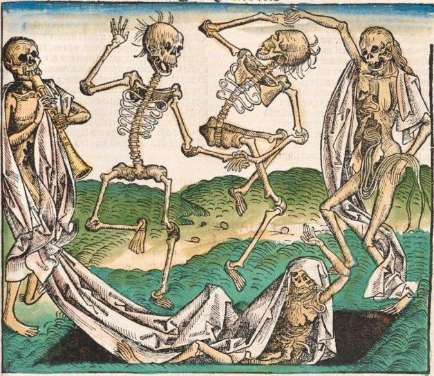 Música para celebrar Halloween (Samhain)