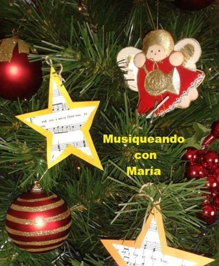 Regalos y actividades musicales para Navidad