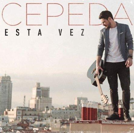 """""""Esta vez"""", de Cepeda: partitura de piano"""