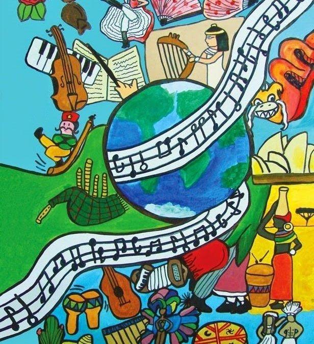 Música tradicional en diferentes países (I)