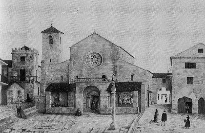 San Barolomé O Vello