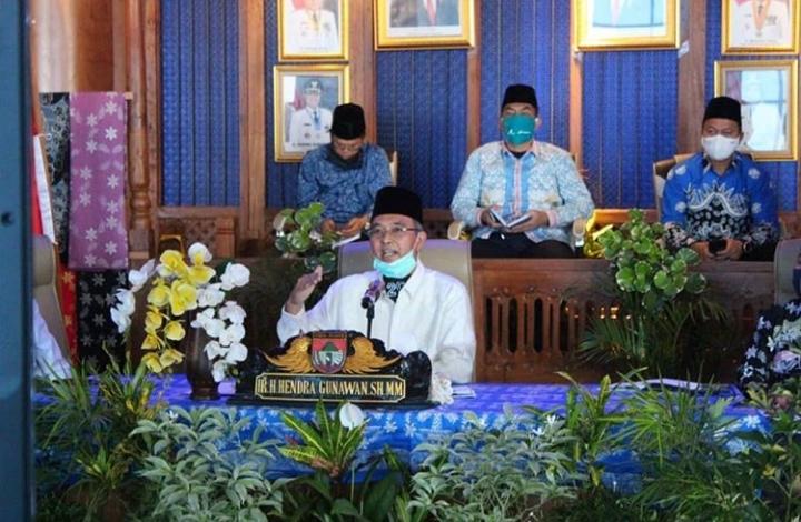 Bupati Imbau Masyarakat Patuhi Protokol Kesehatan Saat Idul Fitri