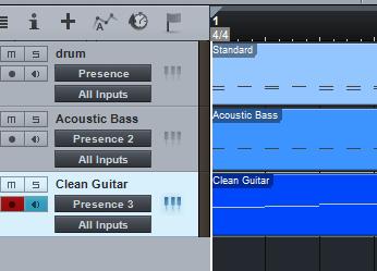 instrument tanpa vocal