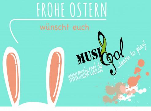 Frohe Ostern wünscht MusiX-Cool !!!