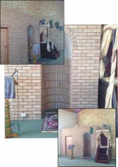 Musjidul Haq - Interior-min
