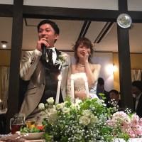 結婚式二次会パーティー🎉 in葡萄屋