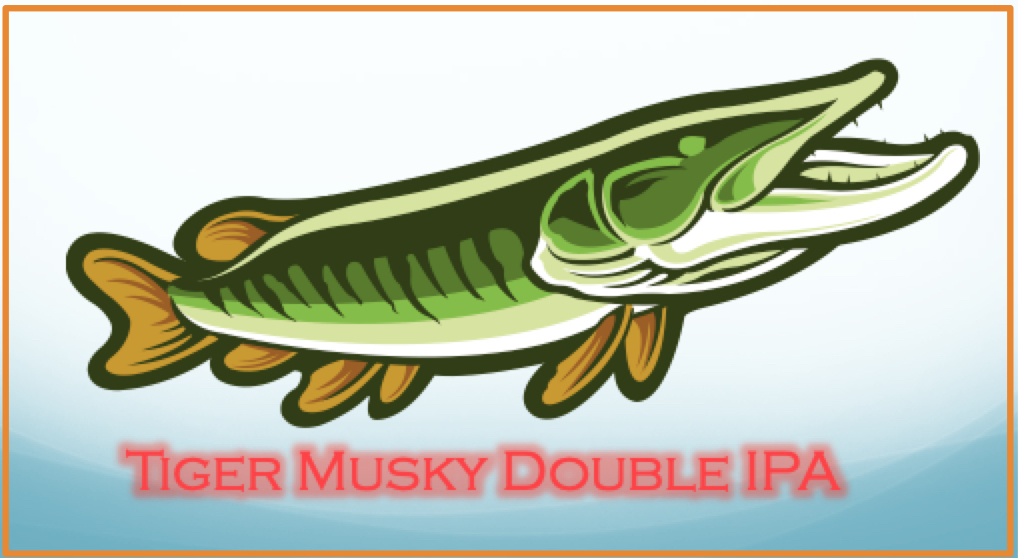 Beers – Muskellunge Brewing Company