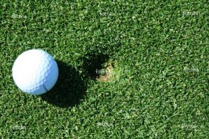 pitch marks