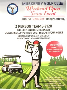 golf classic august
